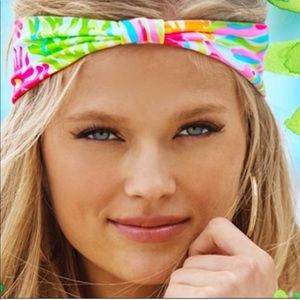 NWT Lilly Pulitzer Sparkling Sands Headband